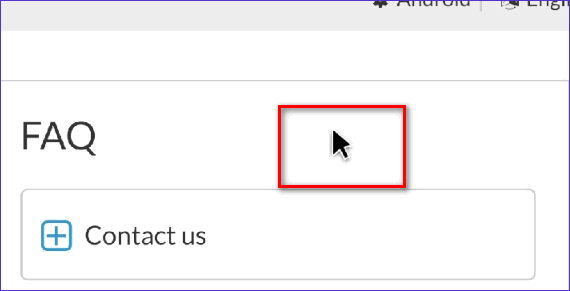Курсор мыши Puffin Web Browser