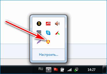 Панель задач Yandex