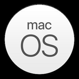 Логотип MacOS