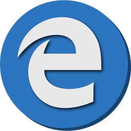Логотип Microsoft Edge в списке лучших браузеров
