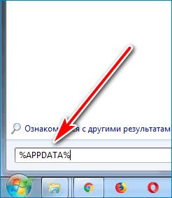 Запрос Mozilla Firefox